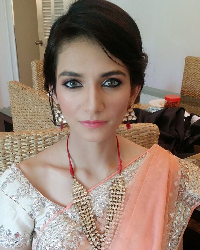 Flawless Day Look by Makeup by Lavina - 020