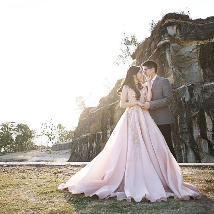 Pre-wedding Photoshoot Collection by WEARBI_SAVORENT - 015