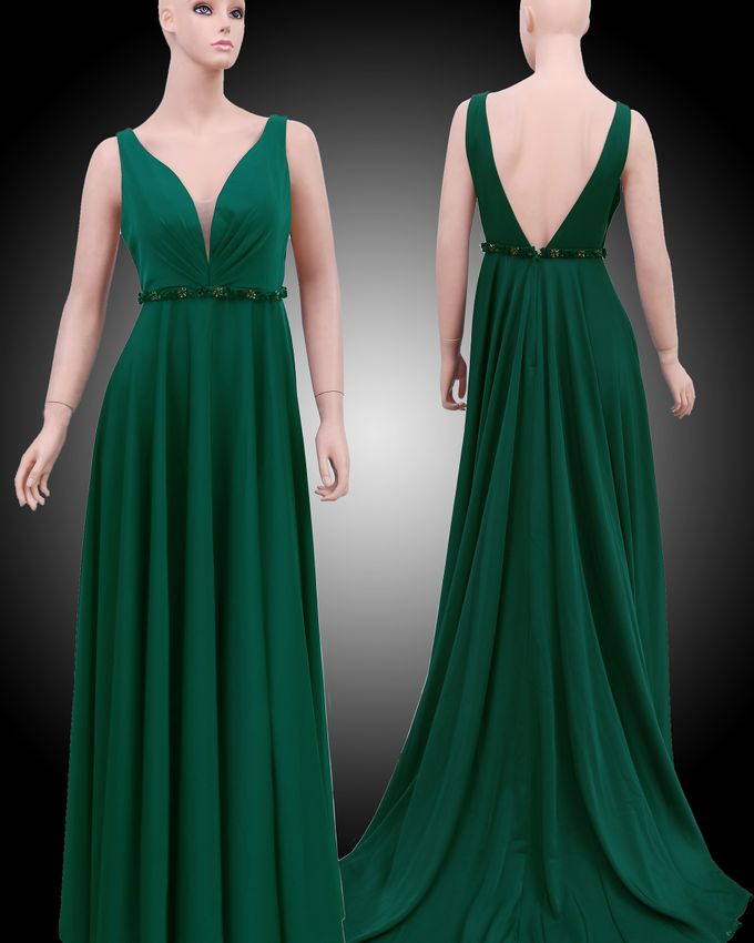 Gaun Pesta Disewakan by Sewa Gaun Pesta - 024