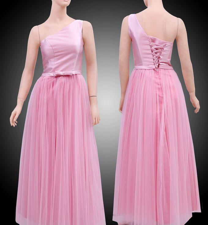Bridesmaid Dress Disewakan by Sewa Gaun Pesta - 001