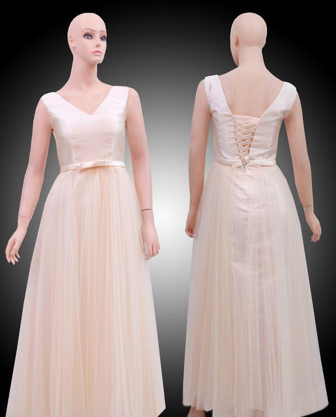 Bridesmaid Dress Disewakan by Sewa Gaun Pesta - 010