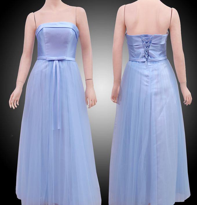 Bridesmaid Dress Disewakan by Sewa Gaun Pesta - 008