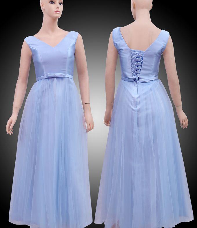 Bridesmaid Dress Disewakan by Sewa Gaun Pesta - 003