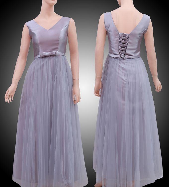 Bridesmaid Dress Disewakan by Sewa Gaun Pesta - 012