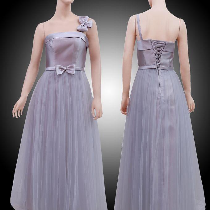 Bridesmaid Dress Disewakan by Sewa Gaun Pesta - 007