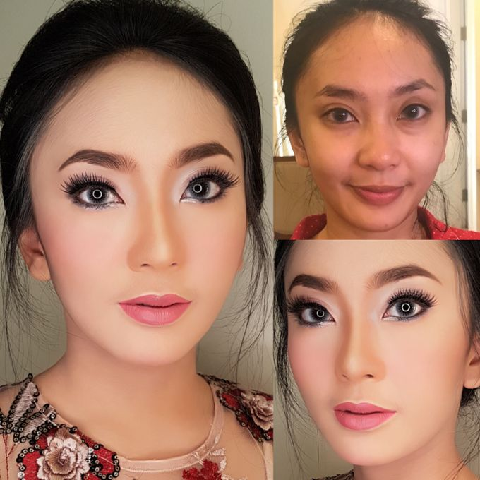 Flawless Make Up For GRADUATION Day by LCK Makeup Artist - 001
