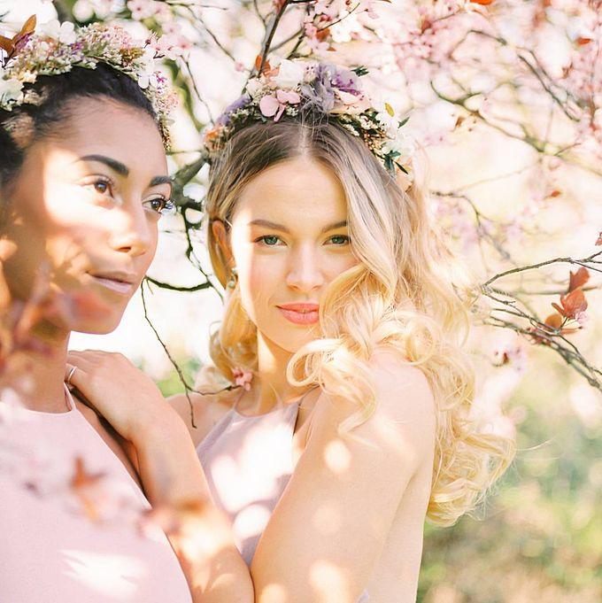 Bridal Hair by Maë Hair Specialist - 013