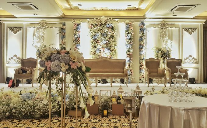 The Wedding Of Melvin And Tisas by Hotel Aryaduta Jakarta - 007