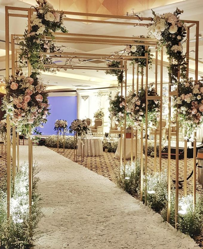 The Wedding Of Melvin And Tisas by Hotel Aryaduta Jakarta - 005