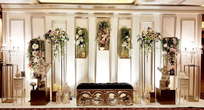 The Wedding Of Melvin And Tisas by Hotel Aryaduta Jakarta - 008