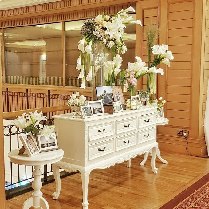 The Wedding Of Melvin And Tisas by Hotel Aryaduta Jakarta - 004