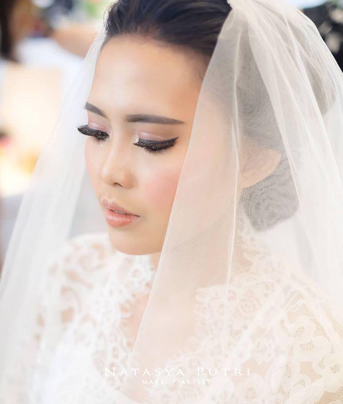 Bridal Makeup by Natasya Putri Makeup Artist - 003