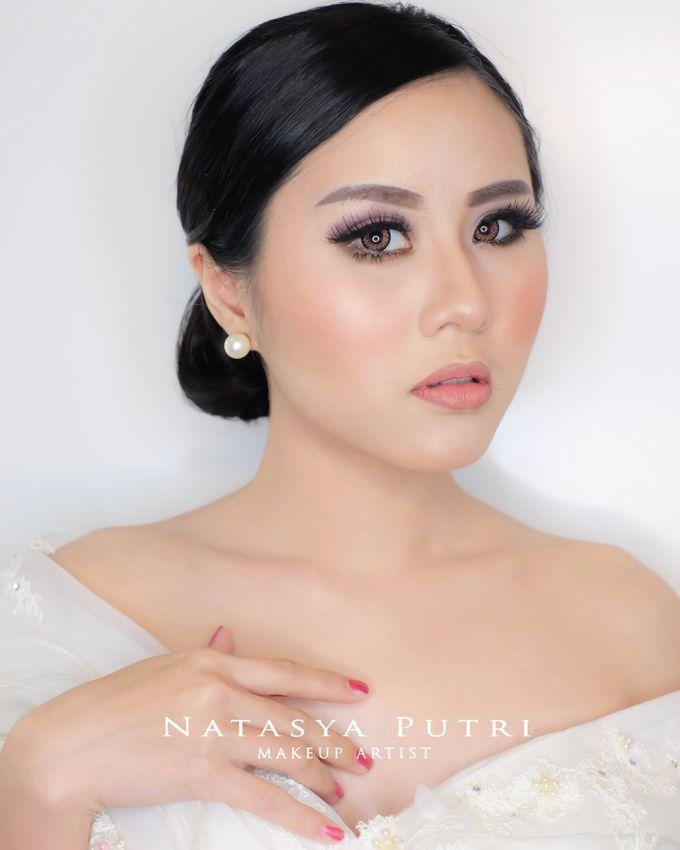 Bridal Makeup by Natasya Putri Makeup Artist - 002