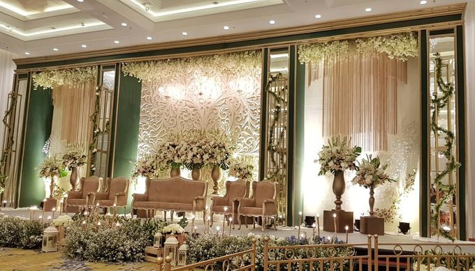 The Wedding Of Safirah And Agsal by Dream Decor - 001