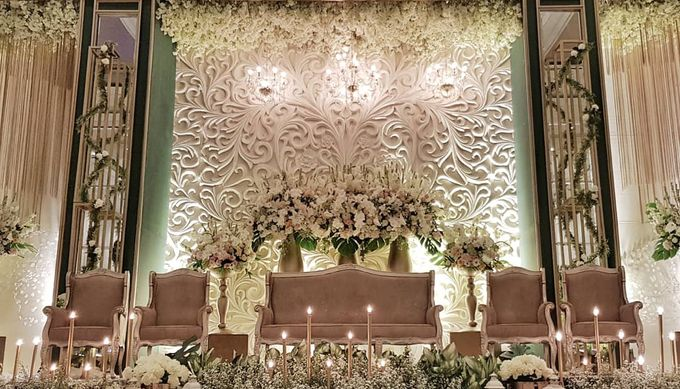 The Wedding Of Safirah And Agsal by Dream Decor - 008