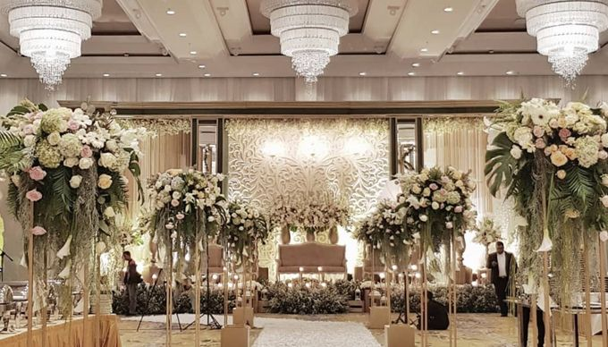 The Wedding Of Safirah And Agsal by Dream Decor - 003