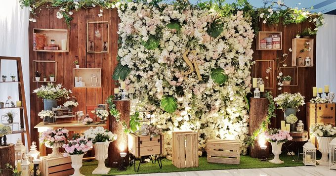 The Wedding Of Safirah And Agsal by Dream Decor - 014