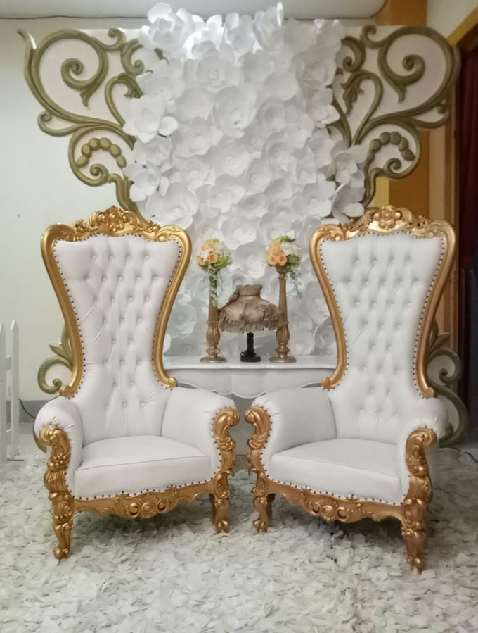 S & D wedding by Charissa Event & Wedding Decoration - 002