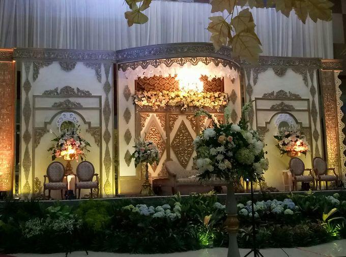 S & D wedding by Charissa Event & Wedding Decoration - 001