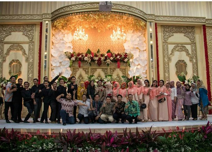 Dona & Pras by Charissa Event & Wedding Decoration - 012