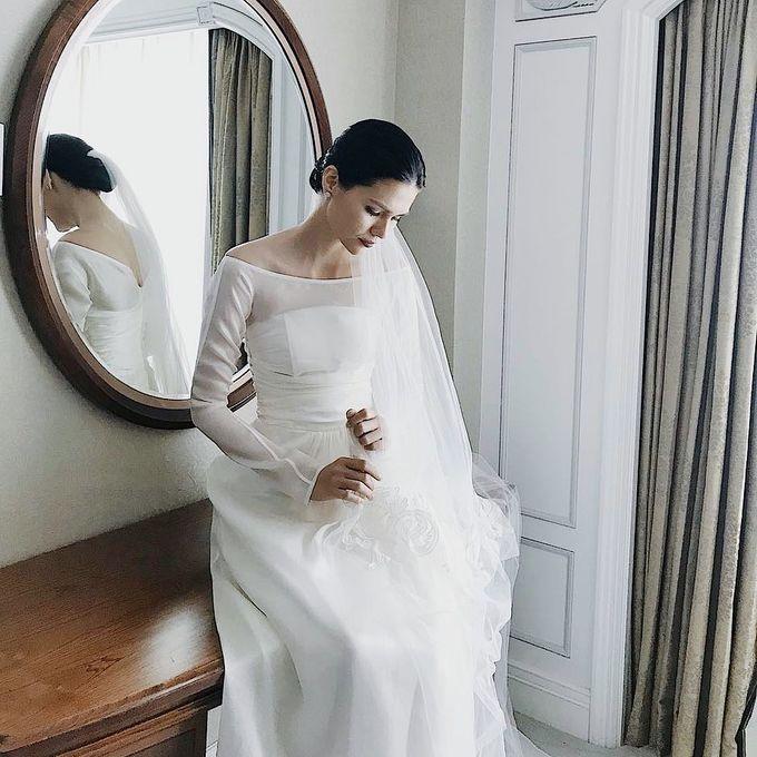 Petra & Firrina by Maestro Wedding Organizer - 001