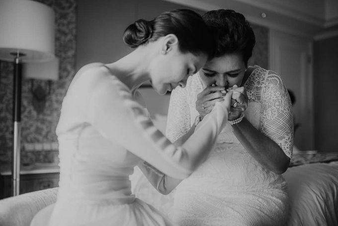 Petra & Firrina by Maestro Wedding Organizer - 004