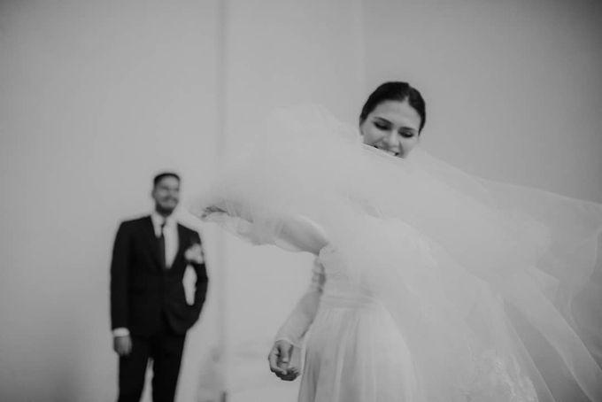 Petra & Firrina by Maestro Wedding Organizer - 005