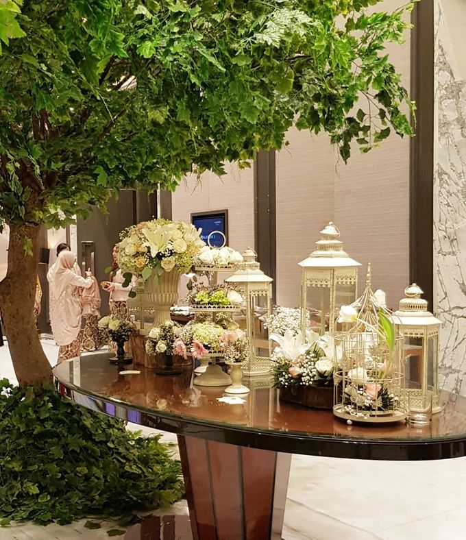 The Wedding Of Safirah And Agsal by Dream Decor - 007