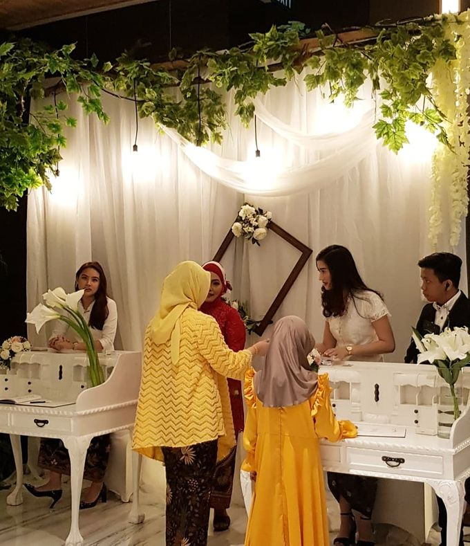 The Wedding Of Safirah And Agsal by Dream Decor - 005