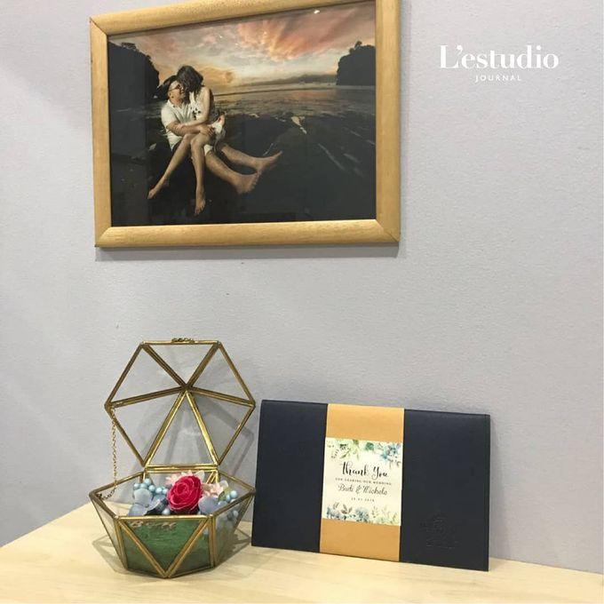 L'estudio Journal Budi & Michelle by L'estudio - 001