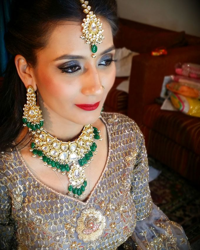 Bridal Makeup by Makeup by Lavina - 031