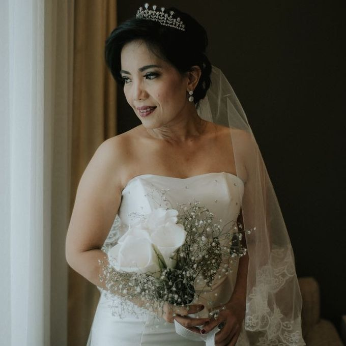 Gown Rental by Honey Wedding & Event Bali - 009