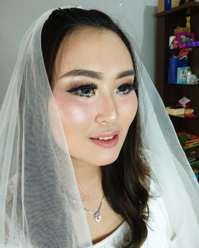 Wedding Makeup by nisarosa_house - 003