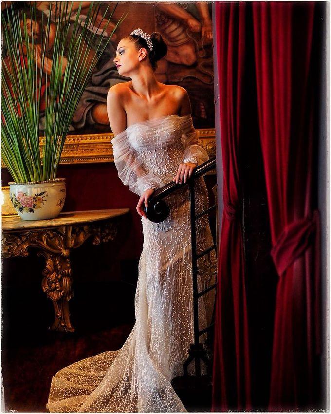 new colection vivi valencia bride by Vivi Valencia - 014