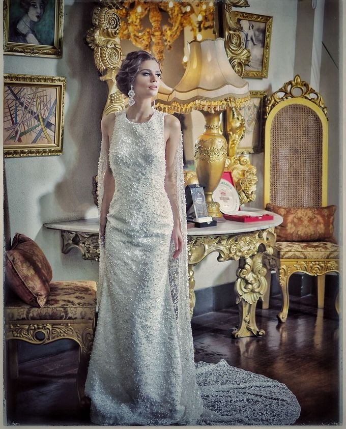 new colection vivi valencia bride by Vivi Valencia - 017