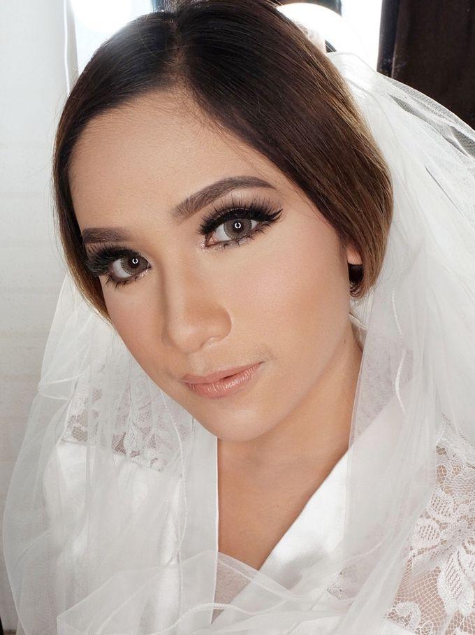Cempaka (Wedding Airbrush Makeup) by MarisaFe Bridal - 003