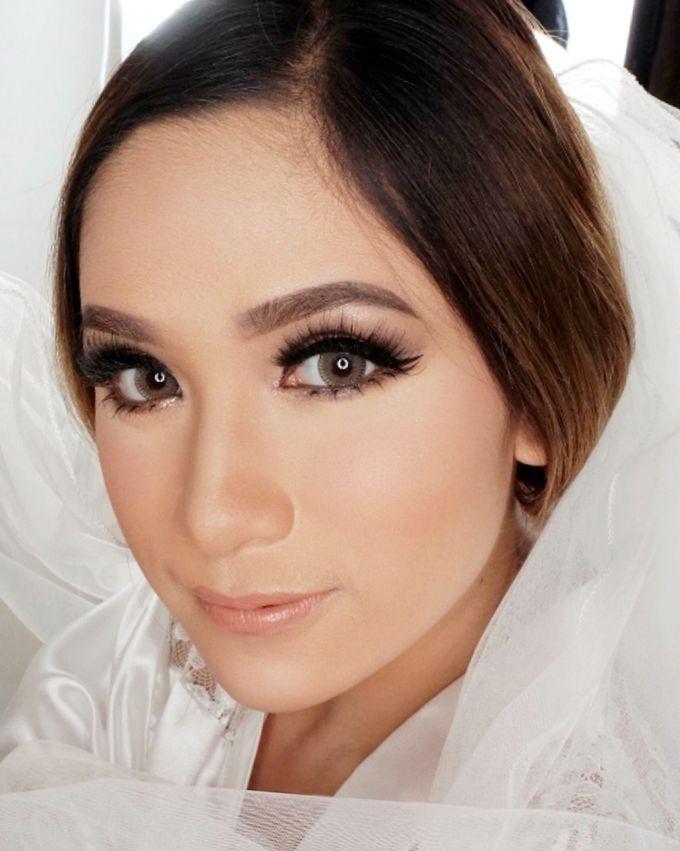 Cempaka (Wedding Airbrush Makeup) by MarisaFe Bridal - 002