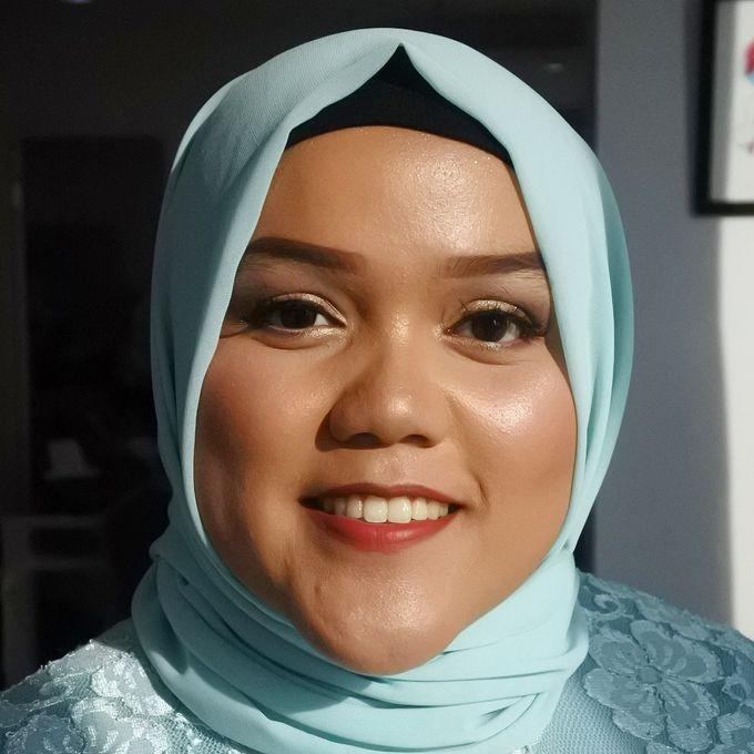 Bridesmaid Make Up by Make Up by Mutiara Fallahdani - 007