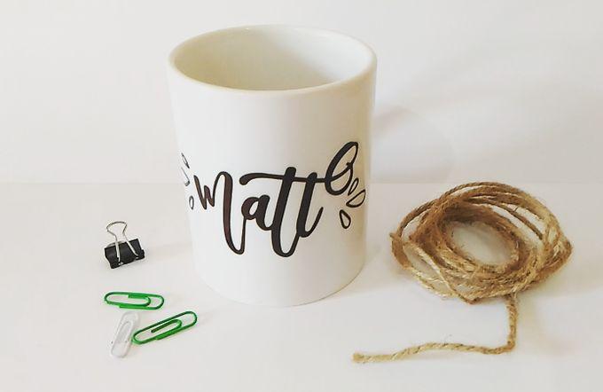 Handletters Customized Mugs by Irwanletters - 002