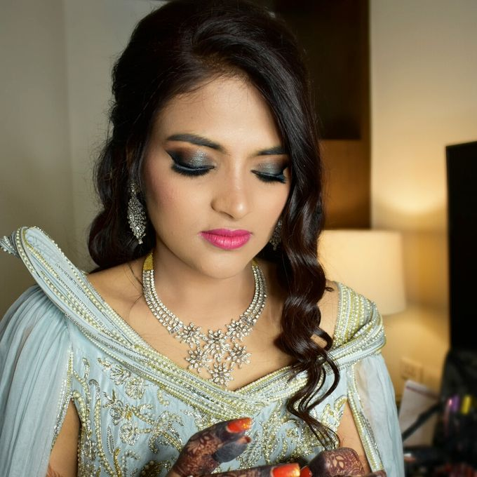 Bridal Makeup by Makeup by Lavina - 020
