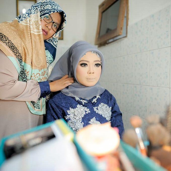 Wedding Make Up by Nikma Rosida MUA - 005