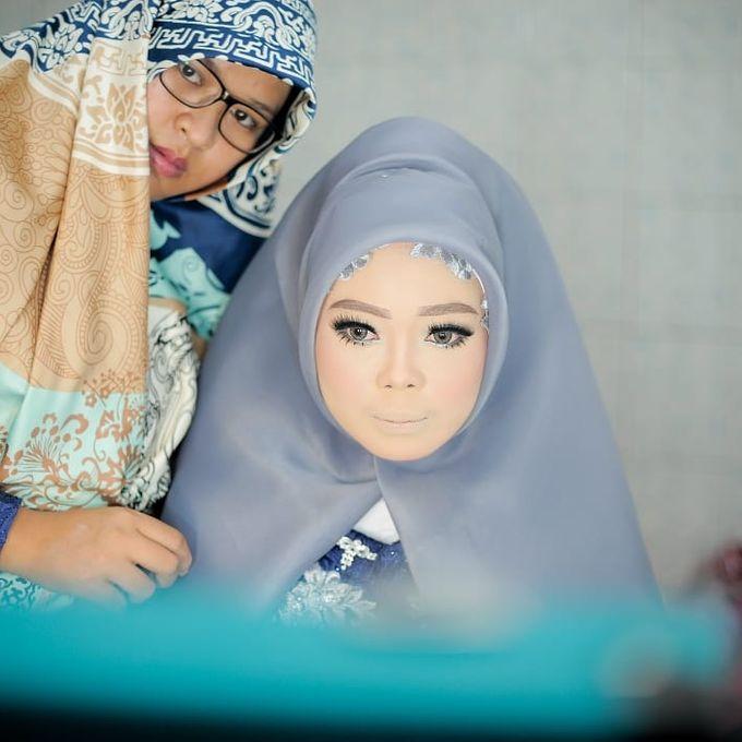 Wedding Make Up by Nikma Rosida MUA - 004