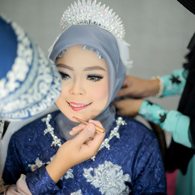 Wedding Make Up by Nikma Rosida MUA - 009