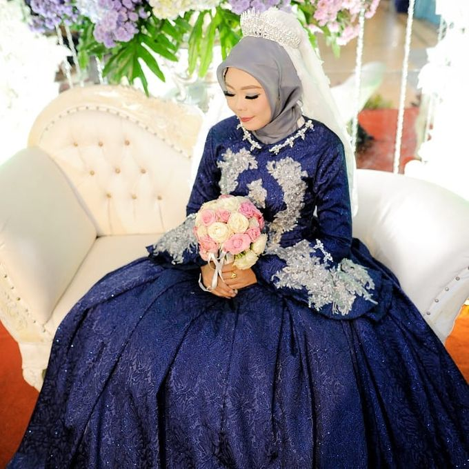 Wedding Make Up by Nikma Rosida MUA - 006