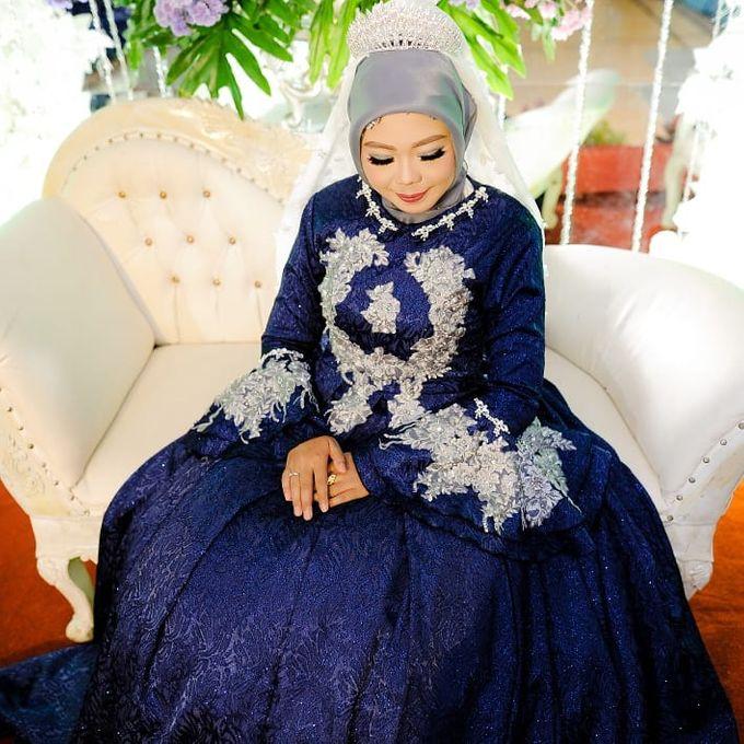 Wedding Make Up by Nikma Rosida MUA - 003