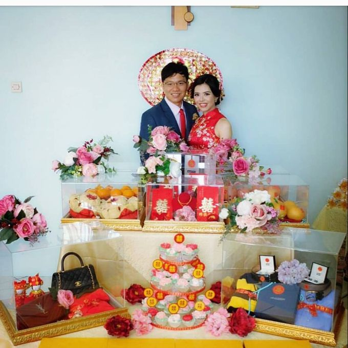 Engagement Event - Jeremy & Ayu by David Entertainment - 002