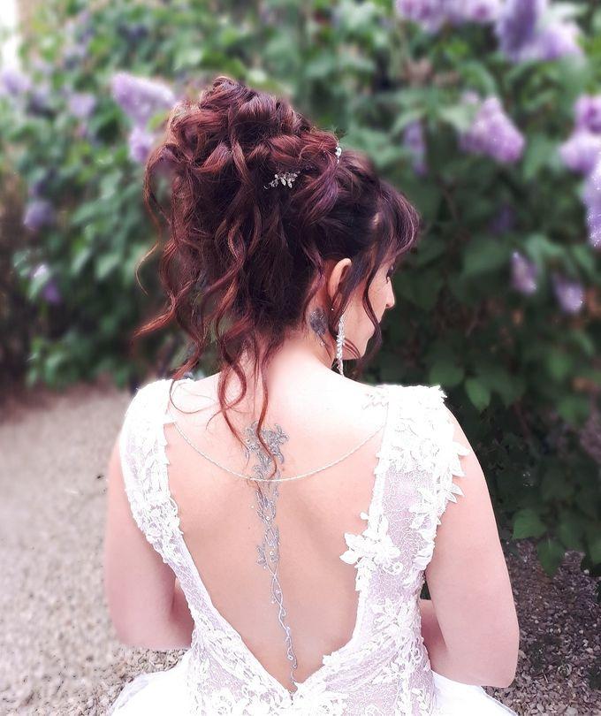 Bridal Hair by Maë Hair Specialist - 014