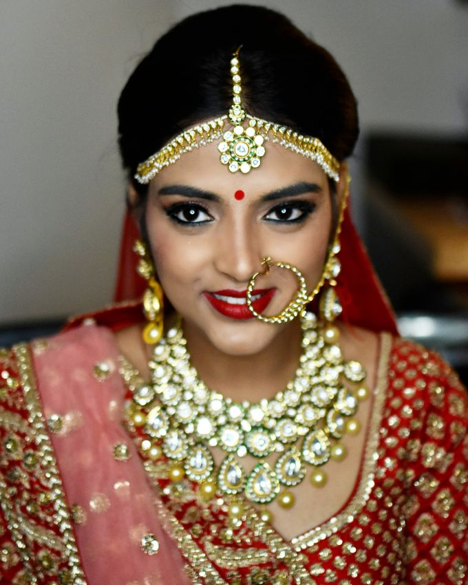 Bridal Makeup by Makeup by Lavina - 030