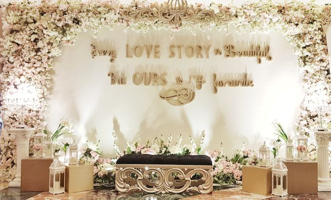 The Wedding Of Kevin And Siska by Dream Decor - 001