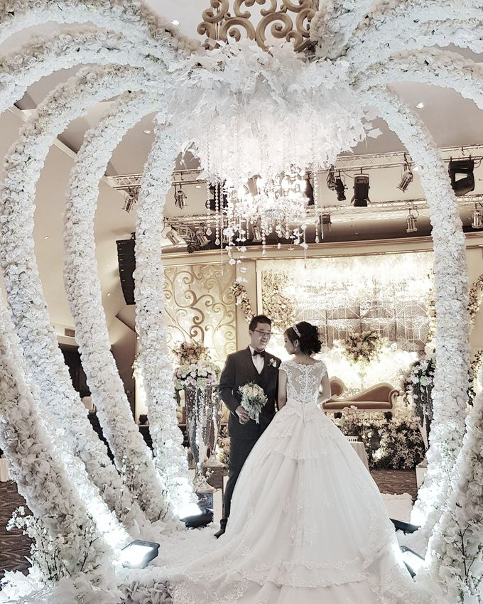 The Wedding Of Kevin And Siska by Dream Decor - 003